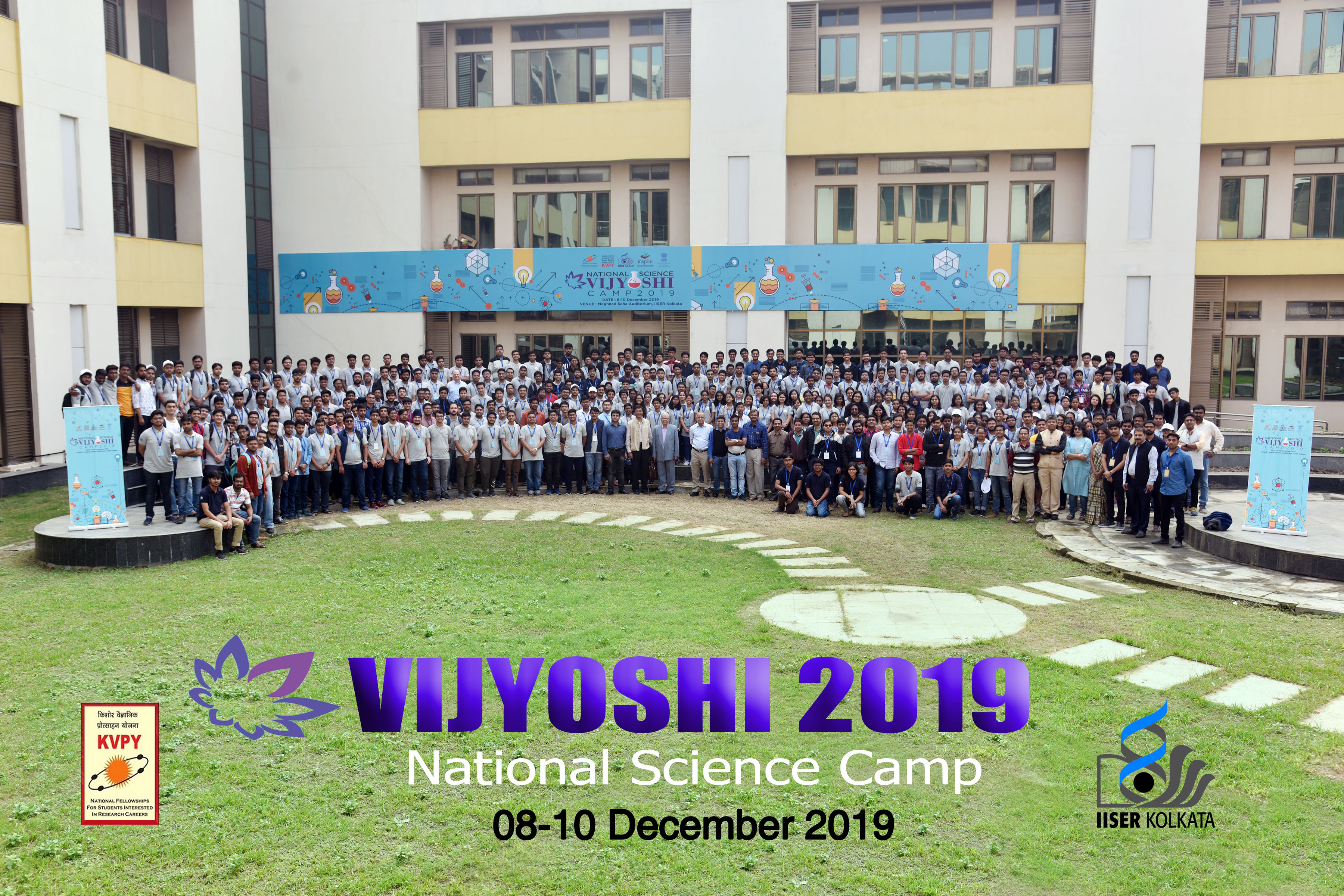 Vijyoshi Science Camp