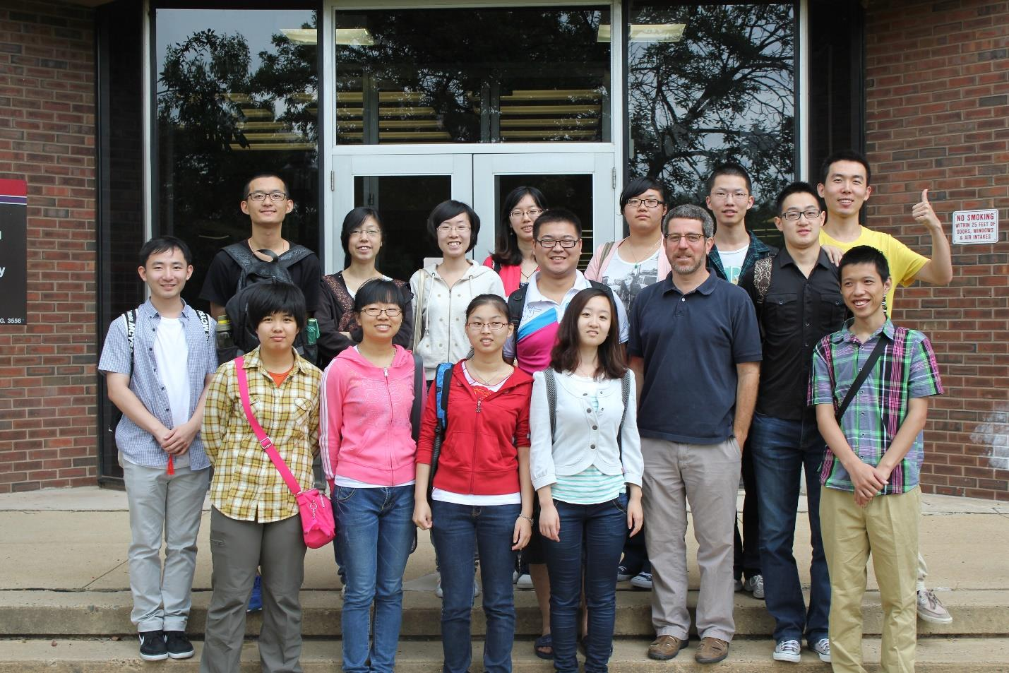 Jilin Students August 2013 img 1